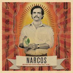 NARCOS VOL. 1 & VOL. 2 - Original Netflix Series Soundtrack