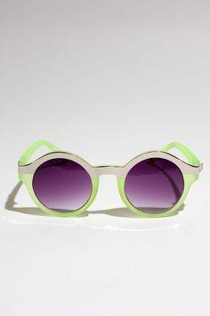 Koshka - Quay 'Oh Mi'  Sunnies, $42.00 (http://www.shopkoshka.com/summers-best/quay-oh-mi-sunnies/)