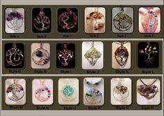birthstone JewelryMother jewelryTree of life by SpecialMomGifts