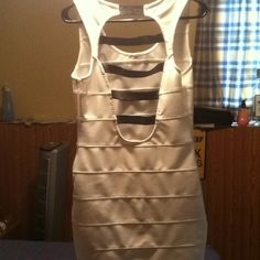 Back of dress my babe picked out for my birthday this year