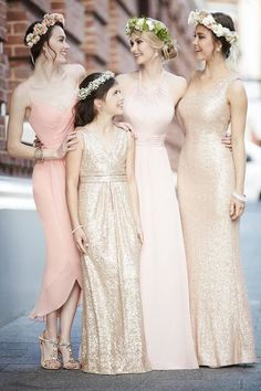 Bridesmaid Dress Inspiration - Sorella Vita