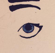 Marinette's eye