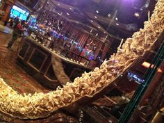 Ancient Woolly Mammoth Tusk Carving in Las Vegas Las Vegas, Ivory, Carving, Last Vegas, Wood Carving, Sculpture, Woodcarving