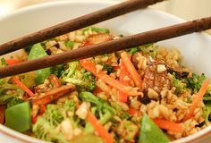 Raw Food Recipes: Stir Fry