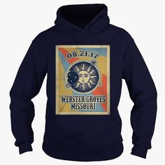 Vintage Webster Groves Missouri #Solar #Eclipse 2017 Shirt, Order HERE ==> https://www.sunfrog.com//135984444-979904316.html?6432, Please tag & share with your friends who would love it, #superbowl #christmasgifts #renegadelife