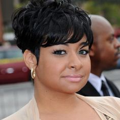 Black Hair at the 2010 NAACP Image Awards: Raven-Symone