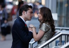 """Reversals of Fortune""  Pictured: Ed Westwick as Chuck, Leighton Meester as Blair  Photo Credit: Giovanni Rufino / The CW  © 2009 The CW Network, LLC. All Rights Reserved."