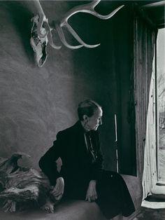Yousuf Karsh, Georgia O'Keeffe, 1956