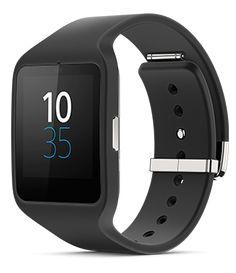 Descubre un innovador reloj inteligente de Sony: SmartWatch 3. Todo lo importante de la vida en tu muñeca.