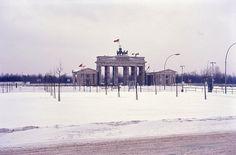 Brandenburg Gate - East Berlin - January 1968