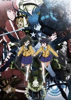 Very good anime. Gets put down a lot though:(