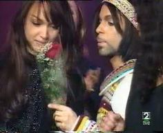 When was Mayte's last performance onstage with Prince?