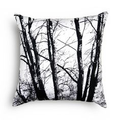 Tree Scatter Cushion