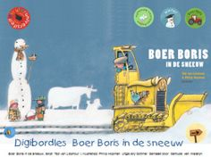 Powerpoint Downloads - Boer Boris in de sneeuw