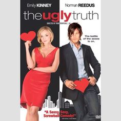 Emily Kinney and Norman Reedus in The Ugly Truth | twdnotofficial (IG)  Tags: #twd #thewalkingdead #walkingdead #twdparodyposters #bethgreene #daryldixon #bethyl #emilykinney #normanreedus