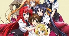 The Best Harem Anime Of All Time Anime