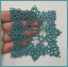 Handy Hands Tatting tatting needle tatting shuttle tatting tatting