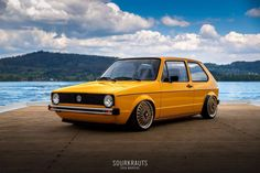 in love with vw