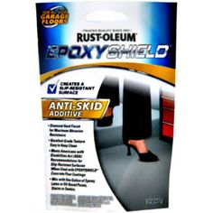 Rust Oleum Epoxyshield 1 Gal Clear High Gloss 2 Part