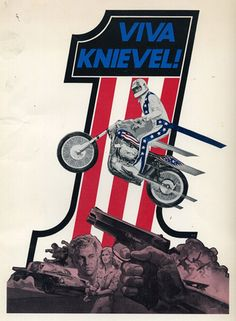 If it is possible, it is done. If it is impossible, it will be done. And that, ladies and gentlemen, is what I live by.  - Evel Knievel
