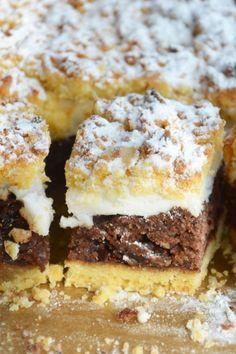 Ukrainian Desserts, Polish Desserts, Yams, Baking Recipes, Sandwiches, Good Food, Menu, Interesting Recipes, Cooking