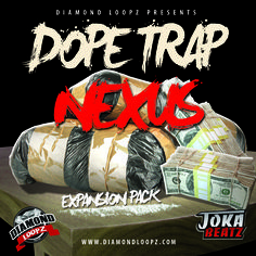 Dope Trap - Nexus Expansion Pack https://diamondloopz.com/product/dope-trap-nexus-expansion-pack/ via @DiamondLoopz #Producer #Beatmaker