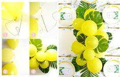 Büyük Dosyayı Açıyoruz – Meyve Temalı Doğum Günü Partisi | Düğünce.com