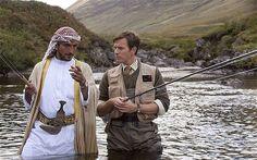 Salmon Fishing in the Yemen with Ewan McGregor via Roxy Marj