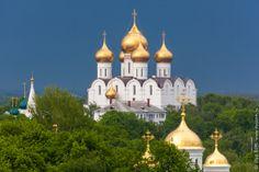 Ярославль, Успенский собор.