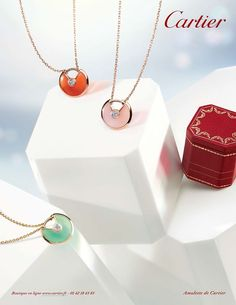 Cartier Jewelry Advertising