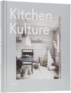The kitchen is the new living room: a space for social gathering, collaborative cooking, event hosting, and communal dining. Undergoing immense transformation through time and continually adapting to Küchen Design, Interior Design, Book Design, Graphic Design, Anna, Contemporary Kitchen Design, Coffee Table Books, New Living Room, Architectural Digest