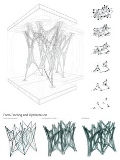 Cast Thicket, Winner of APPLIED: Research Through Fabrication Competition, Now Completed