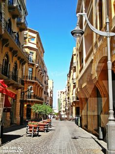 Have a sun shining morning from the streets of Beirut صباح مشرق من شوارع بيروت