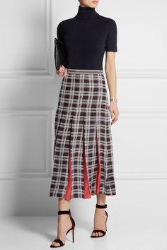 Mother of Pearl | Dune printed silk skirt | NET-A-PORTER.COM