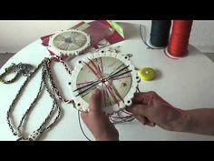 Video Flechten mit dem Mobidai und Flechtset Nr. 3, Zickzackmuster