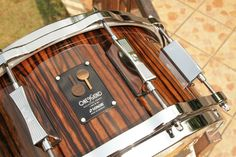 MACASSAR EBONY - One Of A Kind - SONOR - DrumChat.com - Drummer Forum / DRUM FORUM for Drums