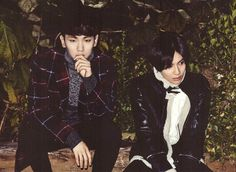 Key and Taemin