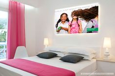   PHOTO   ☆ Canvas - Poster ☆ Canvas Poster, Photo Canvas, Real Life, Toddler Bed, Room, Furniture, Home Decor, Child Bed, Bedroom