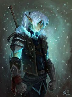 Fenris. Dragon Age II.