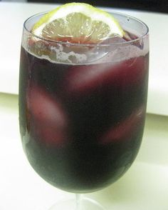 Kalimotxo: coke + red wine. It's actually better than it sounds and great when you need a cocktail but don't want to run to the store.