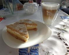výborný zákusok International Recipes, French Toast, Pudding, Breakfast, Ethnic Recipes, Basket, Morning Coffee, Custard Pudding, Puddings