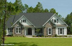 Craftsman design - The Hardesty #1287
