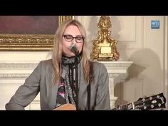 Aimee Mann sings Save Me at The White House - YouTube