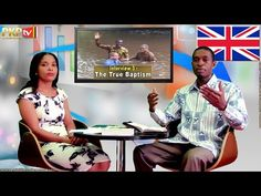 Interview 3 : The True Baptism [Prophet Kacou Philippe] - English version - YouTube