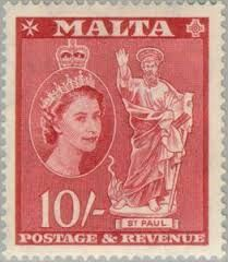 Malta Stamp