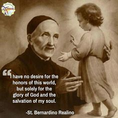 Saint of the day #kabataangkatoliko  July 2: Saint Bernardino Realino (1530-1616) Jesuit priest and apostle of God.  In a society where we equate success with earthly riches and status Saint Bernardino is an example of a rich young man who made a better choice-- he gave up everything to follow Jesus finding his success in heaven rather than in the world.  Bernardino was born in Modena Italy to a noble Italian family. He grew up with riches status and privilege given his familys position…