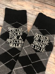 Father of the Groom gift - Father of the Bride Gift - Mens Dress Socks - special walk - Wedding Gift - Dad Gift - Father of the Groom socks Wedding Gifts For Parents, Gifts For Wedding Party, Our Wedding, Wedding Gift For Groom, Gifts For Groom, Wedding Ideas For Bride, Gifts For The Bride, Wedding Things, Best Wedding Ideas