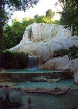 1000 images about natural hot spring on pinterest hot springs pamukkale and yellowstone - Bagni s filippo ...