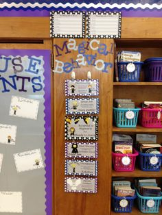 The Reading Buddies: Welcome to Hogwarts School of Witchcraft and Wizardry: Harry Potter Themed Classroom