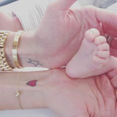 ANINE BING | Anine's World - Love the tattoos and a great baby pic